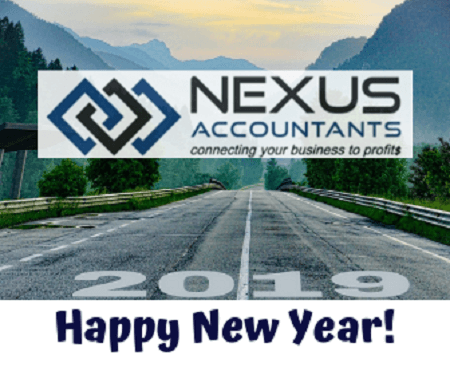 Happy New Year from Nexus Accountants