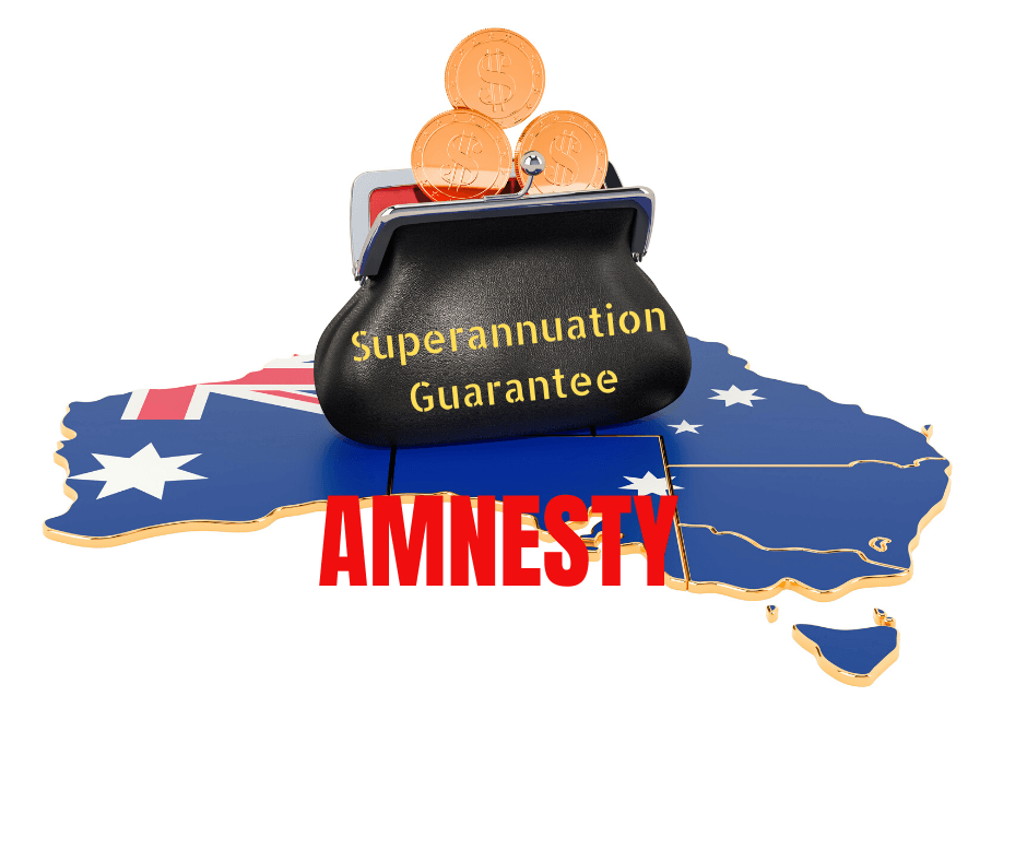 Proposed Superannuation Amnesty Extension